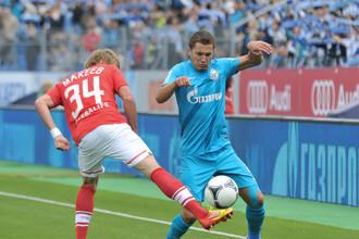 «Зенит» и «Спартак» встретятся в Санкт-Петербурге в 20-й раз в истории чемпионатов России