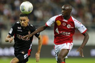Мяч к игрокам «Монако» буквально прилипает