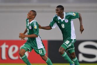 Юношеская сборная Нигерии разгромила сверстников из Ирана в 1/8 финала чемпионата мира