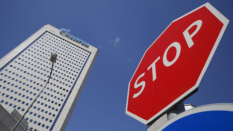 Санкции США могут заблокировать возведение Газпромом «Турецкого потока»