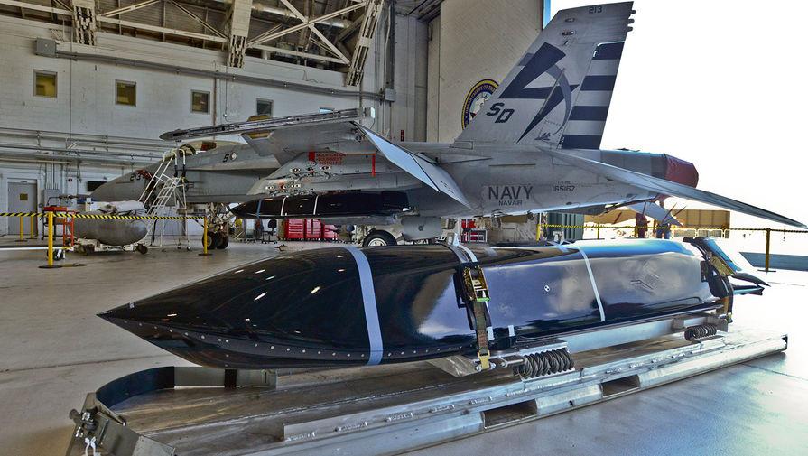 Ракета с собственным наведением: США испытают AGM-158C
