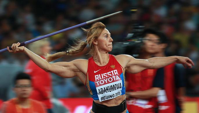 Россию лишили медалей Пекина