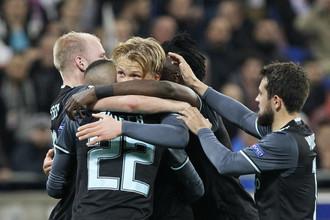 «Аякс» вышел в финал Лиги Европы УЕФА