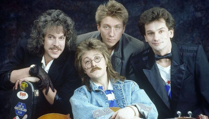 Группа «Машина времени», 1989 год