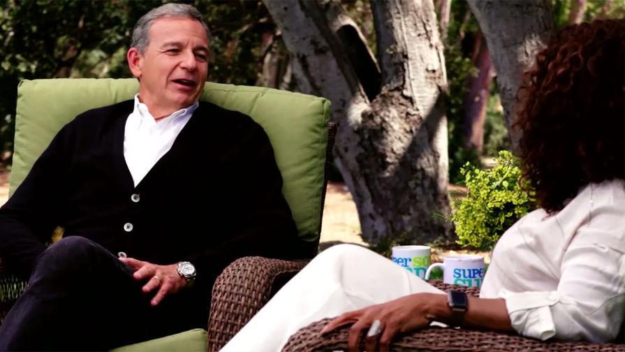 Опра Уинфри предложила сделать главу Disney президентом США