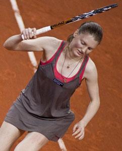 Лапущенкова проиграла