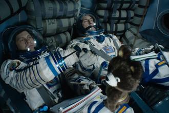 Кадр из фильма «Салют-7» (2017)