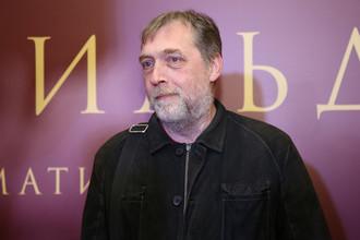 Директор центра-музея «Дом Высоцкого на Таганке» Никита Высоцкий на премьере фильма «Матильда» в киноцентре «Октябрь» в Москве, 24 октября 2017 года