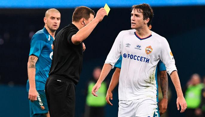 «Ужасное судейство»: почему «Зенит» не дожал ЦСКА