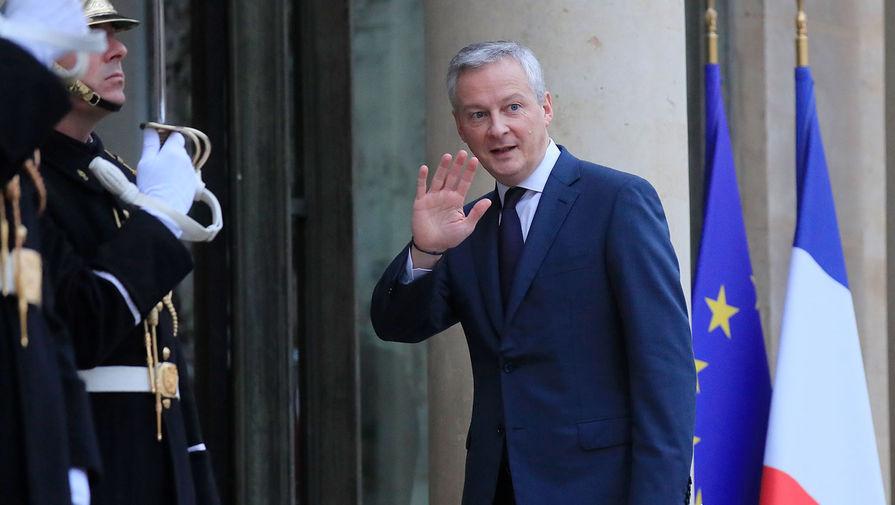 Французский министр предрек стране экономический шок