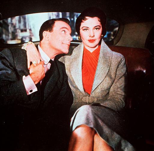Джин Келли и Сид Чарисс в фильме «Всегда хорошая погода» (1955)