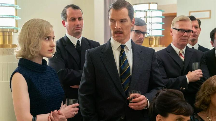 Кадр из фильма «Игры шпионов» (2020)