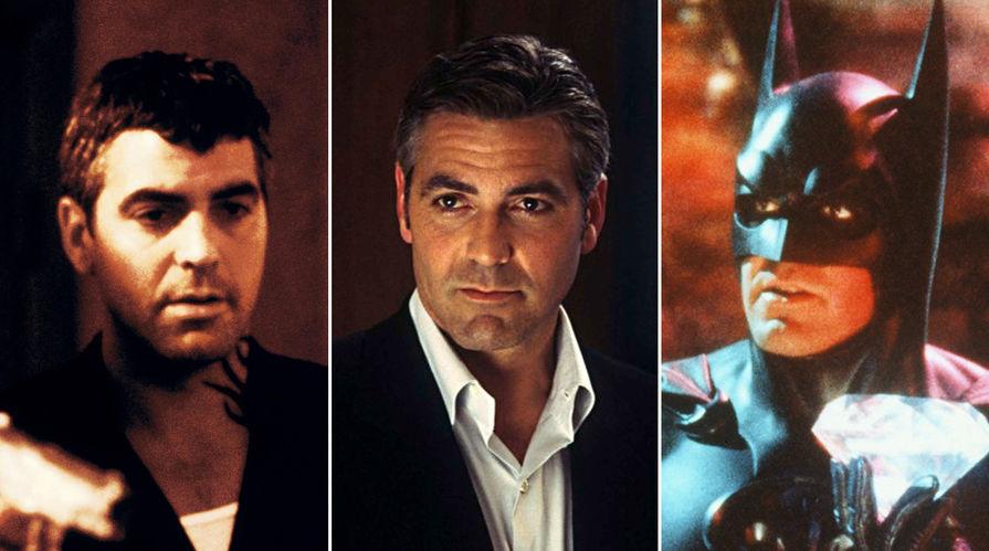 Скорая помощь, томаты-убийцы и «Оскар»: Джорджу Клуни — 60