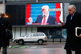 Трамп набирает солдат на войну со СМИ
