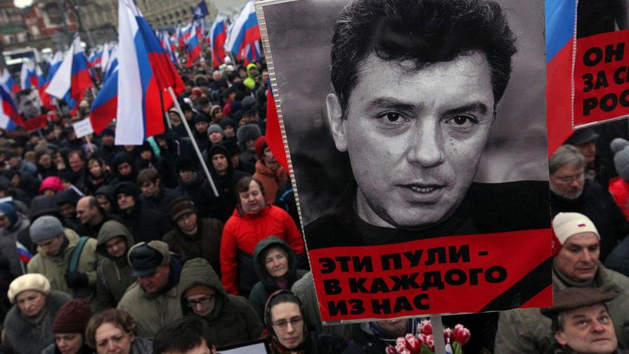 Пескова спросили, как Кремль будет отмечать годовщину убийства Немцова