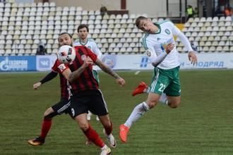Футболисты «Амкара» и «Терека» так и не смогли перебороть друг друга, выдав не самый зрелищный матч в сезоне