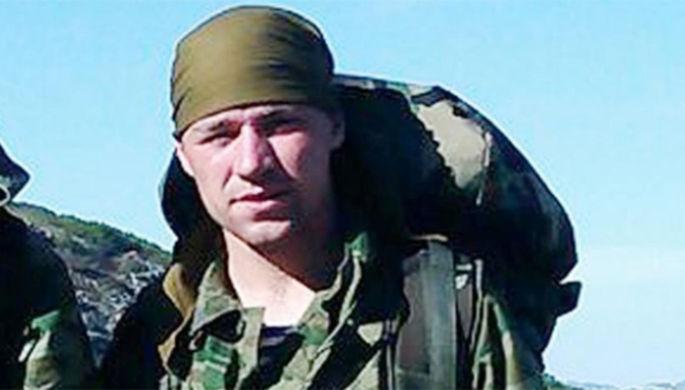 Российский контрактник погиб в Сирии