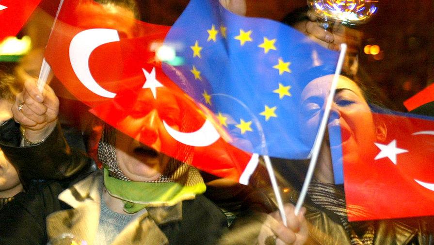«Речь идет о борьбе за власть»: как Турция и ЕС испортили отношения