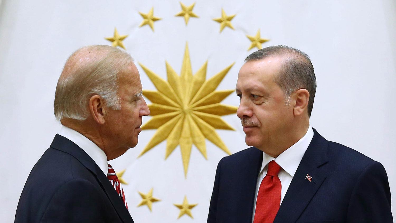 Эрдоган назвал «мудрым и элегантным» ответ Путина на заявление Байдена -  Газета.Ru | Новости
