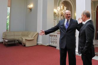 Лукашенко не хочет отдавать России белорусские предприятия