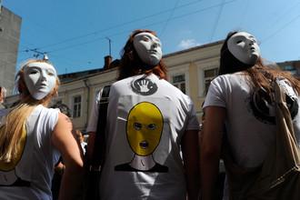 Правозащитники грозят уголовным преследованием за нападения на сторонников Pussy Riot