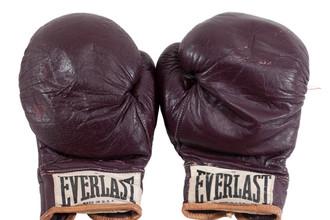 Знаменитые перчатки Али образца 1971 года