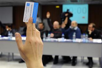 Координационный совет оппозиции признал неэффективность своей работы