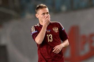 Дмитрий Ефремов — один из тех, кого Фабио Капелло просматривал против Казахстана