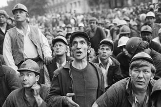Первая общенациональная забастовка в Советском Союзе. Кузбасс. 1989 год