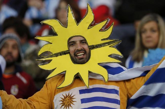 Уругвайское солнышко