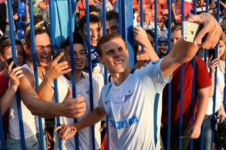 Александр Кокорин отличился в первом матче чемпионата и не планирует останавливаться на достигнутом