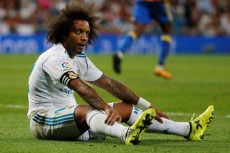 Защитник «Реала» Марсело недоволен ничьей по итогам матча с «Валенсией»