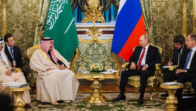 СМИ: неизвестные попытались напасть на королевский дворец в Саудовской Аравии