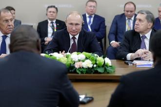 «Слишком мало»: Россия списала Африке $20 млрд