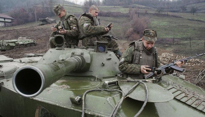 Первая совместная операция с США: что делали миротворцы России в Боснии