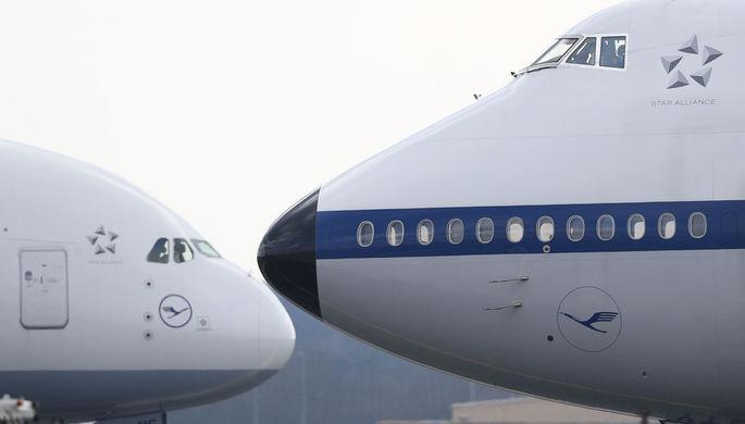 Враг моего врага: Airbus и Boeing объединились против Китая