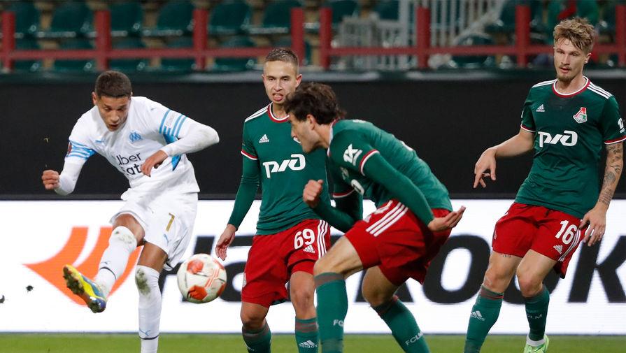 Стали известны стартовые составы Лацио и Локомотива на матч Лиги Европы