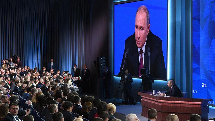 Путин рассказал, смотрит ли телевизор