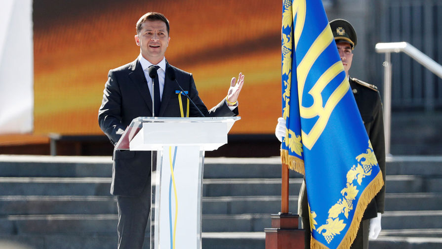 Трамп поручил пересмотреть военную помощь Украине