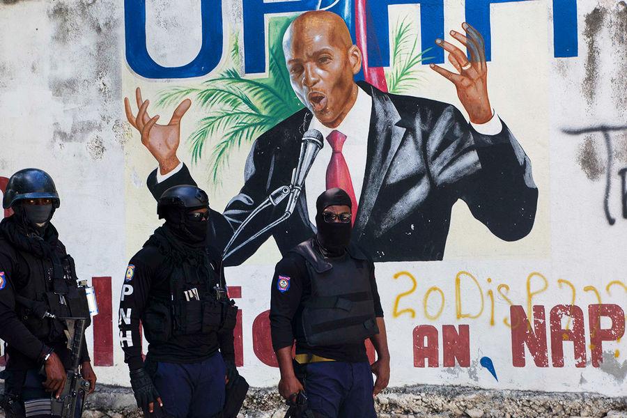 """Р'Р""""аити утвердили новый состав правительства после убийства президента"""