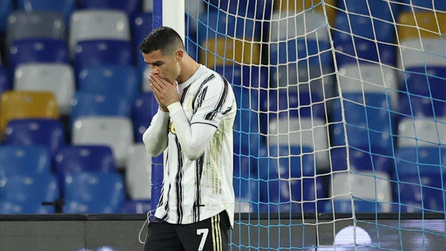 «Ювентус» упустил победу над «Вероной» в Серии А