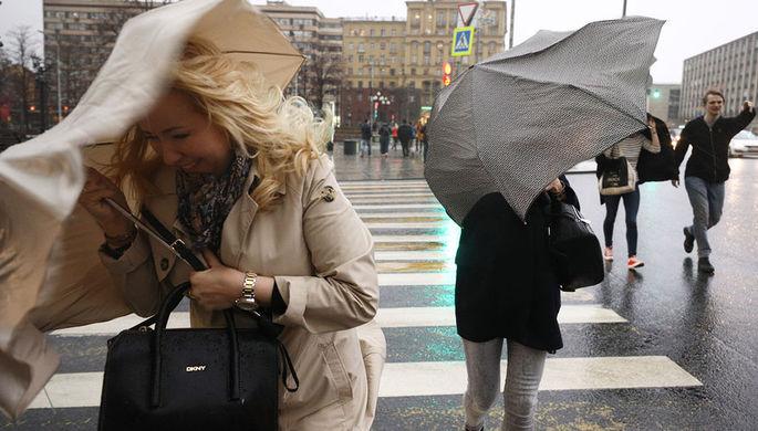 Последствия штормового ветра в Москве, 21 апреля 2018 года