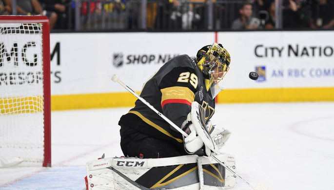 Нападающий клуба НХЛ «Миннесота Уайлд» Кирилл Капризов
