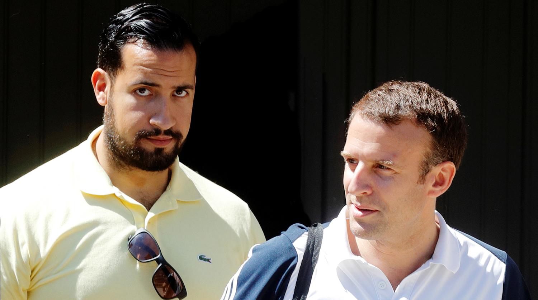 Экс-телохранитель Макрона предстал перед судом за избиение протестующих