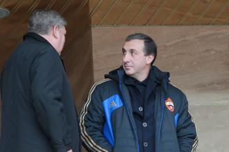 Евгений Гинер в очередной раз заявил о необходимости ЦСКА собственного стадиона