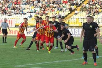 Дуэль «Алании» и «Луча-Энергии» в нынешнем сезоне свелась к матчу во Владикавказе