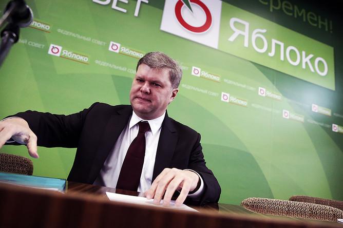 Сергей Сергеевич Митрохин