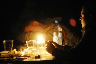 Украину накрывает темным веером