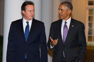 США и Британия обменяются учебными киберударами