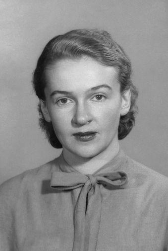 Людмила Лядова, 1955 год